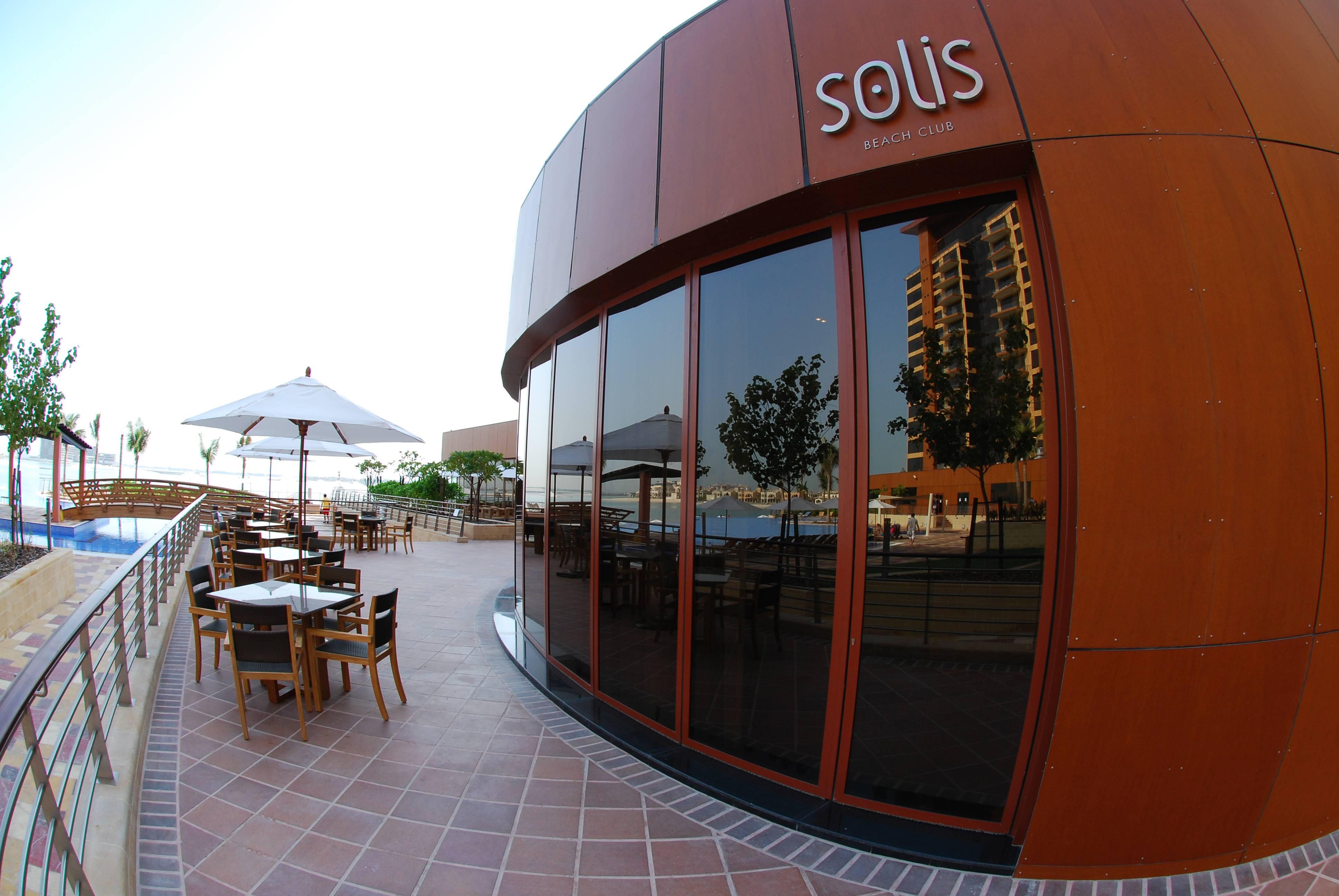 Solis Dubai Palm Jumeirah