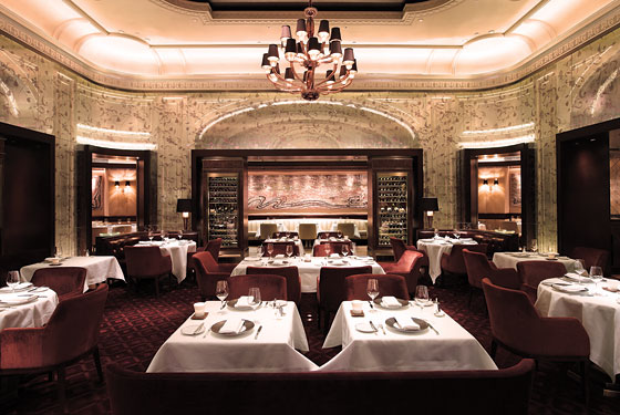 Top 5 Five Star Restaurants In New York City Haute Living