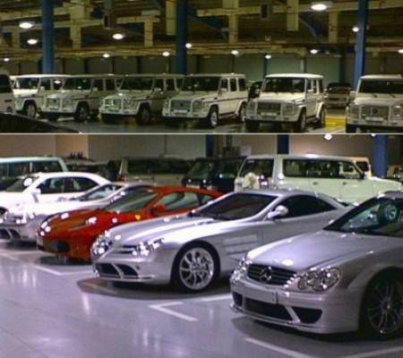 Haute Auto The Sultan Of Brunei S Luxury Car Collection Haute Living