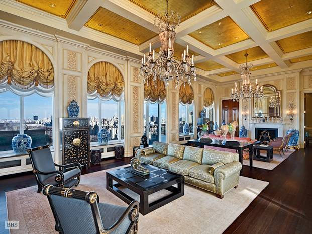 Kyle blackmon selling the new most expensive ny apartment for Nyc duplex for sale
