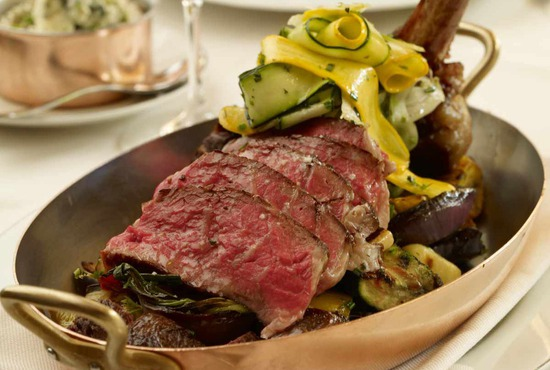 The Renowned Café Boulud Is Possibly Best Restaurant In Palm Beach Located At Historic Brazilian Court Hotel And Club Just Moments Away From