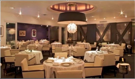 Top 5 five star restaurants in los angeles haute living for 5 star restaurant exterior