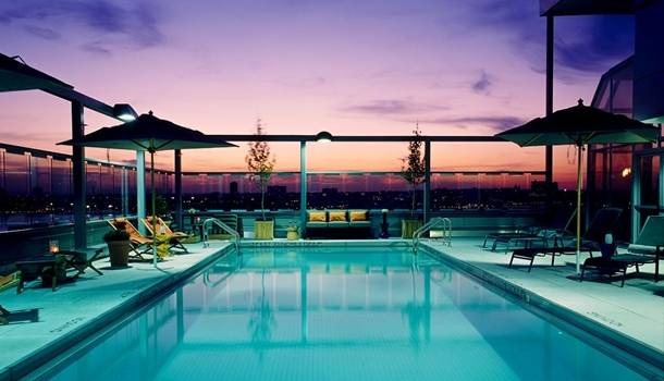 original_Rooftop Pool at Sunset-Gansevoort Hotel-NYC