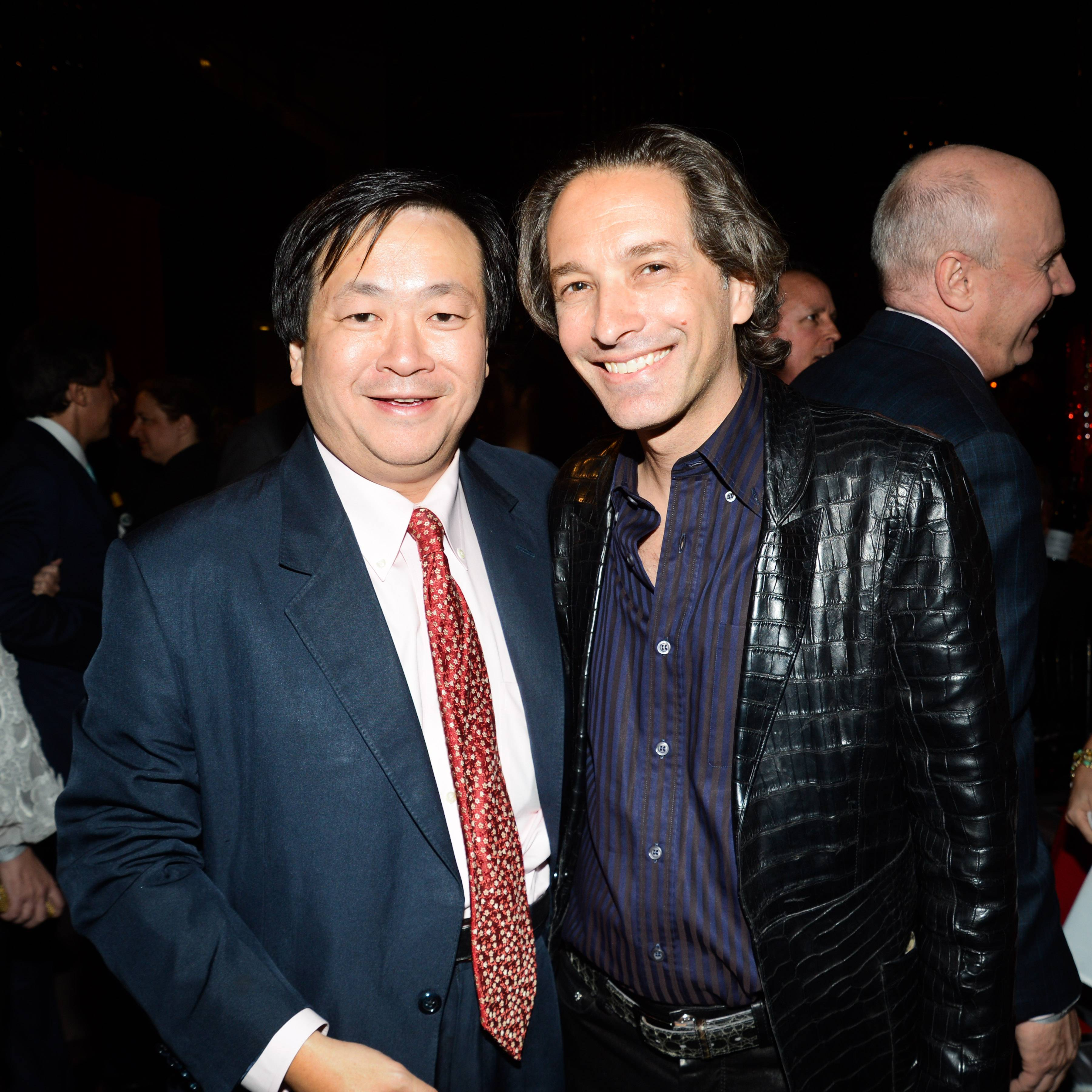 Philip L. Yang, Elia Zois