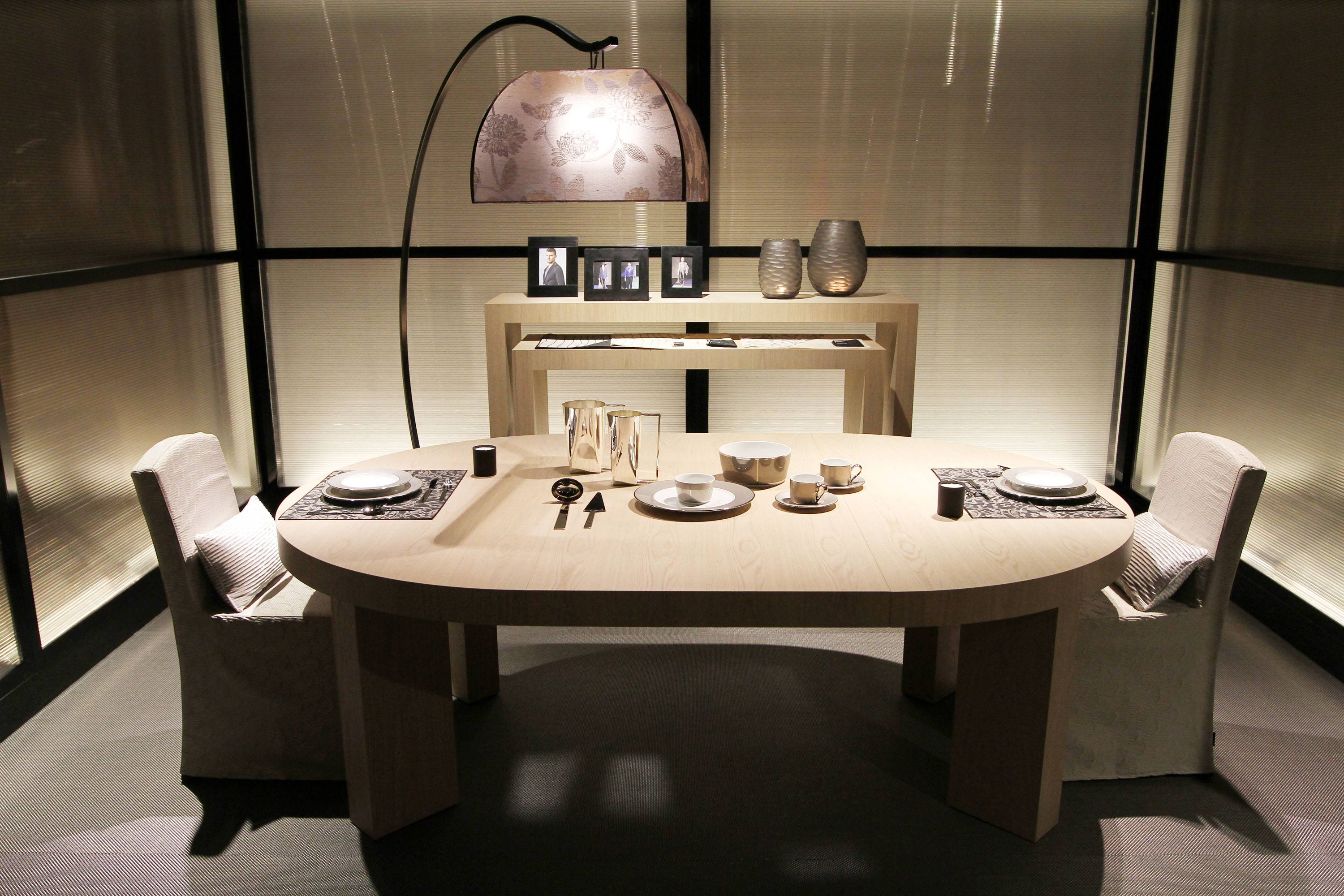 A New Home For Armani Casa The Italian Furniture Showroom Opens