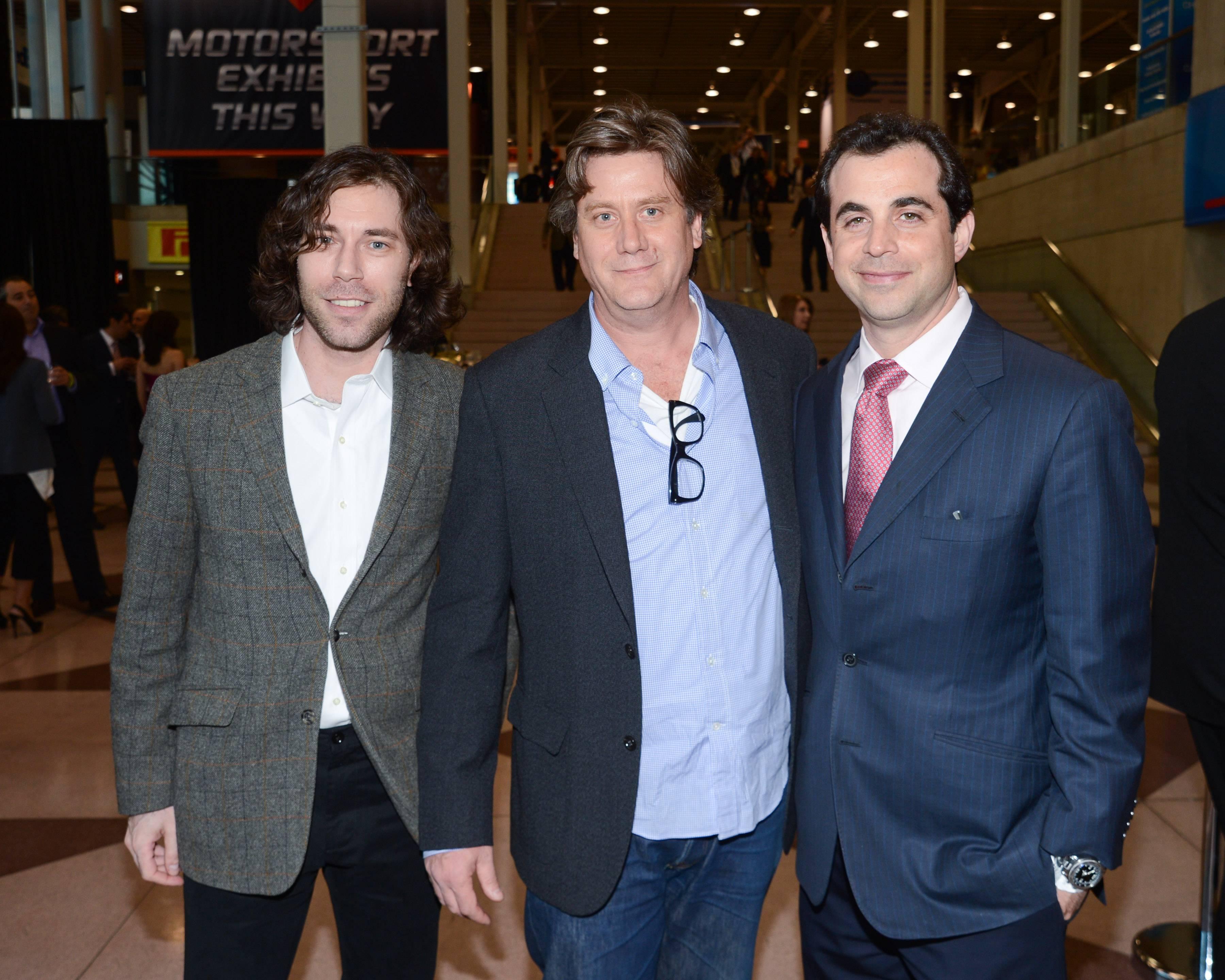 David Levitt, Steven Miller, Justin Green