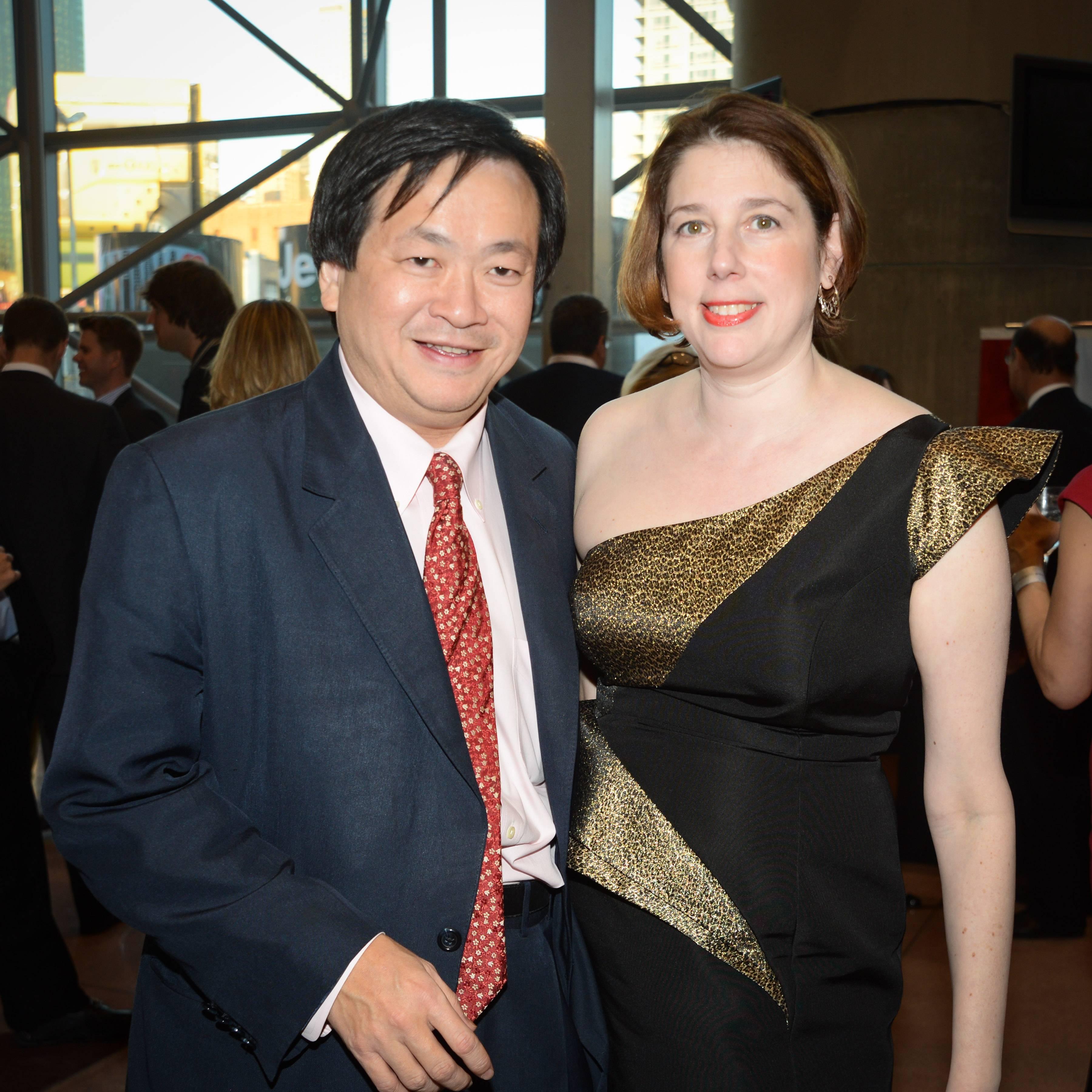 Philip L. Yang, Maria Yang