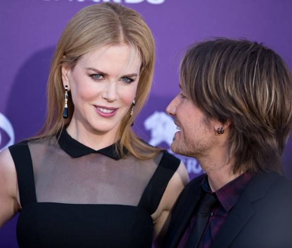 Nicole Kidman and Ketih Urban