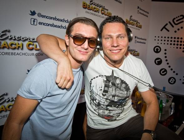 ALESSO and TIESTO
