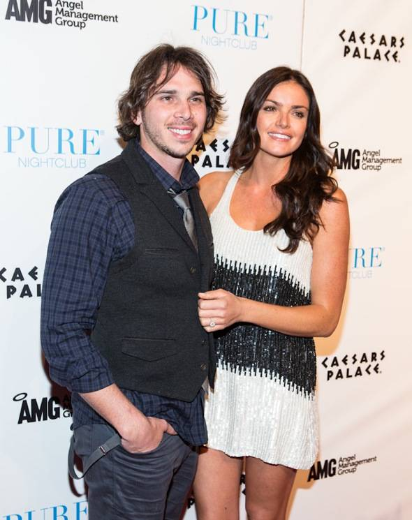 Ben Flajnik and Courtney Robertson