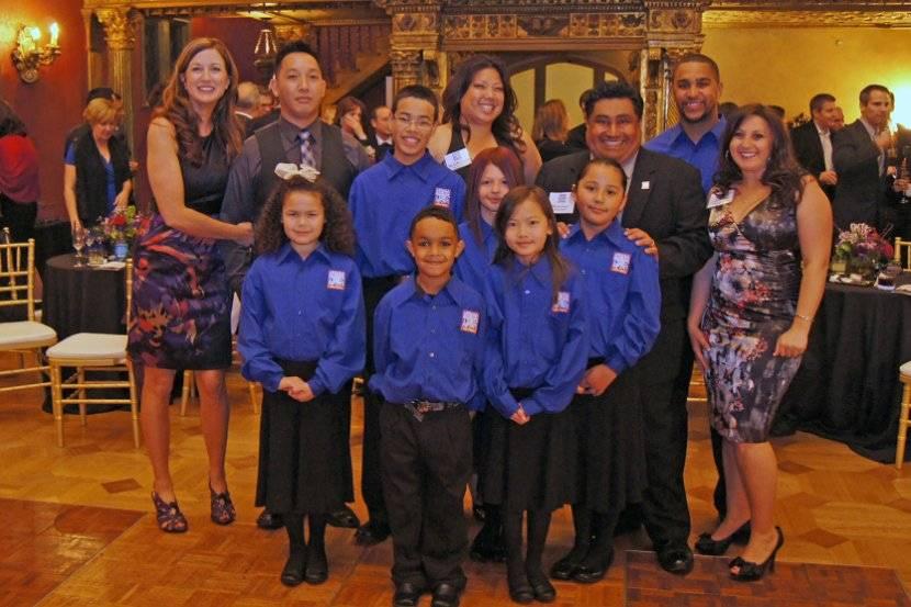 ASAS Staff and Kids