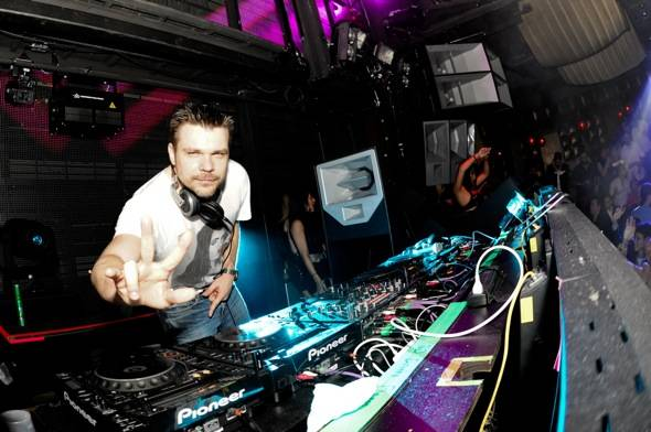 ATB at Marquee
