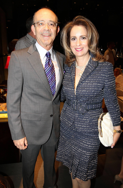Alberto Poza and Alejandra Poza
