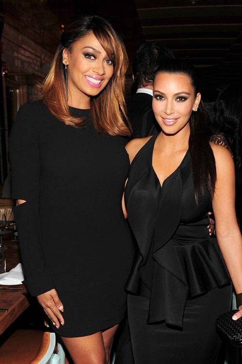 Lala Anthony, Kim Kardashian