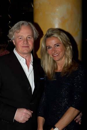 Lee Tardivel and Agnes Beaugendre Steiner