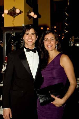 Michael Chadwick and Tamara Book