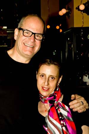 Harold Mindel and Stephanie Grill - Directors of Click Models