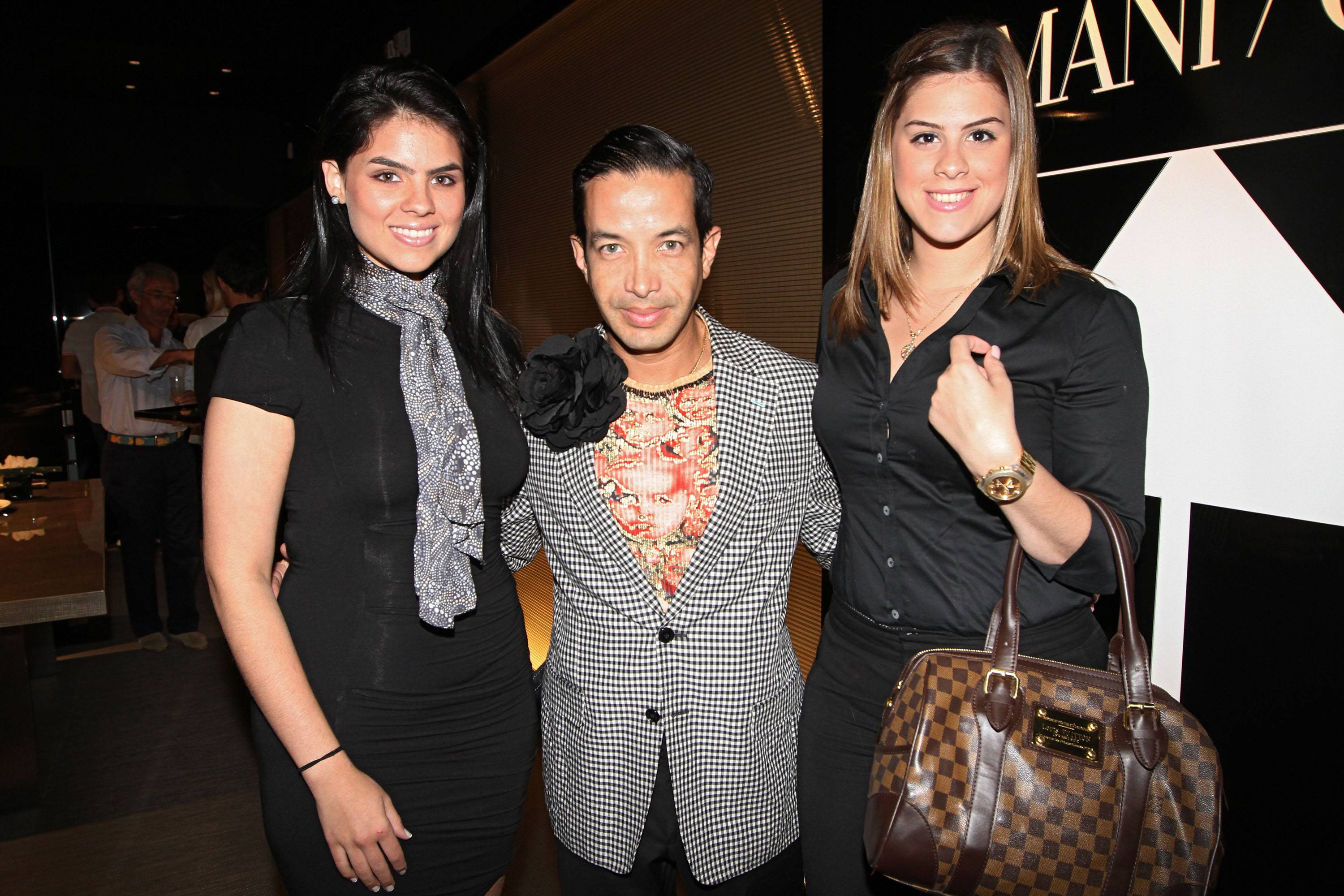 Carolina Dorrego, Antonio Cabrera and Catherine Dorrego
