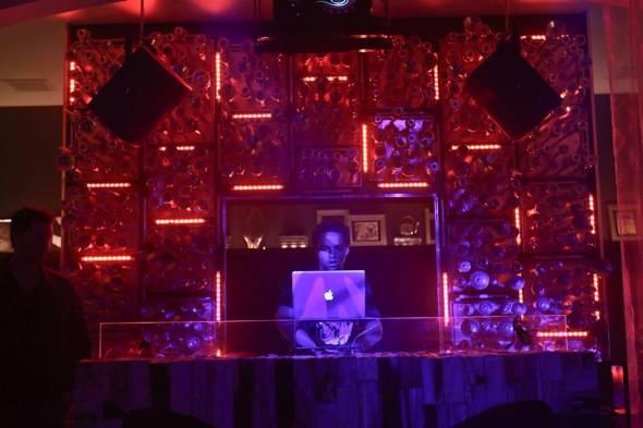 DJ Connor Cruise hero shot at Hyde Bellagio, Las Vegas 4.20.12 (2)