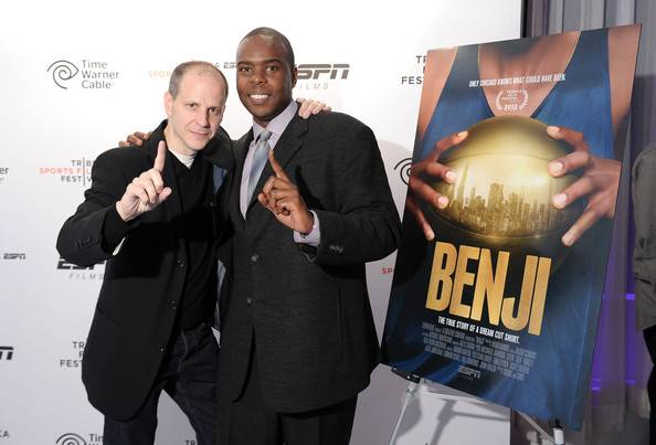 Director Ted Schillinger and Jeff Wilson