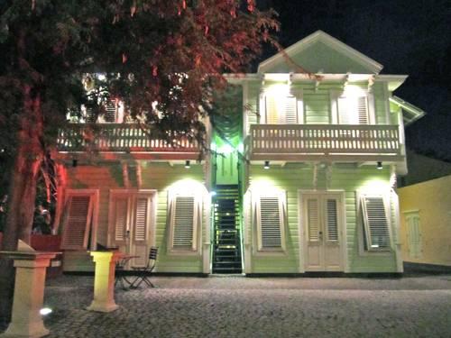 Dutch Colonial Lodging at the Hotel Kura Hulanda