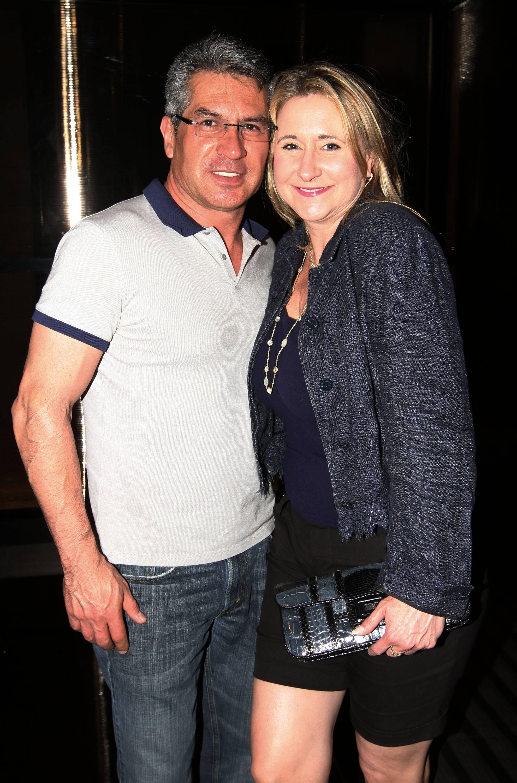 Edgar and Nicole Lozano