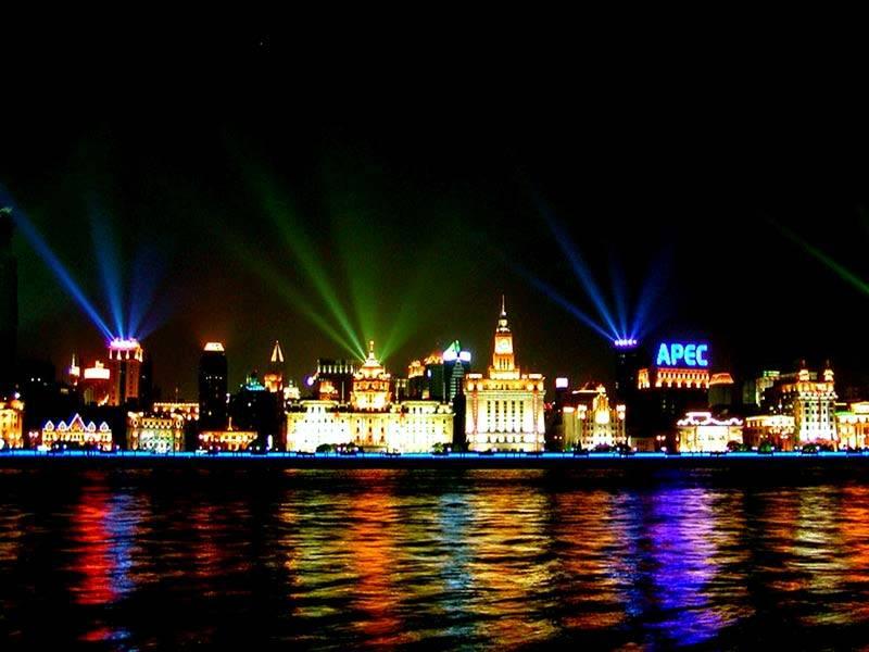 Huangpu_River Source China Connection Tour
