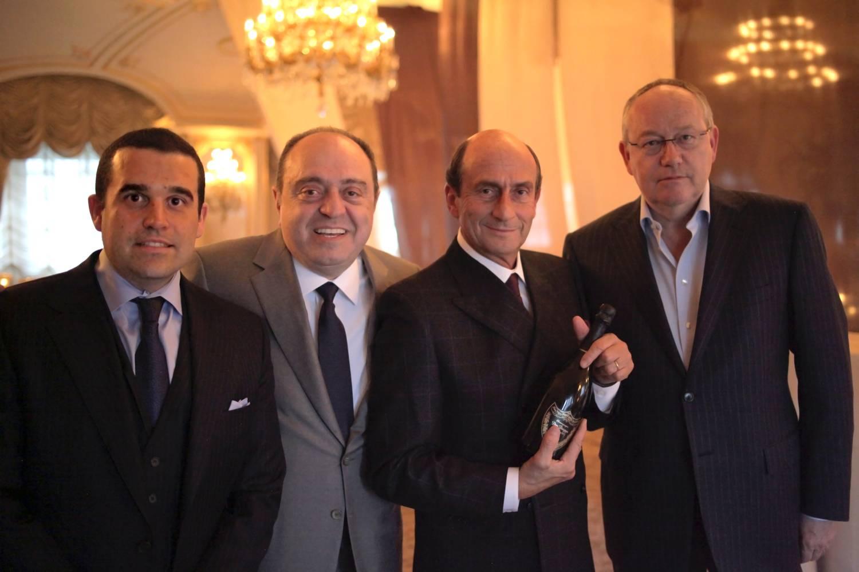 Haute Time with President of Richard Mille Americas John Simonian and Mr Richard Mille
