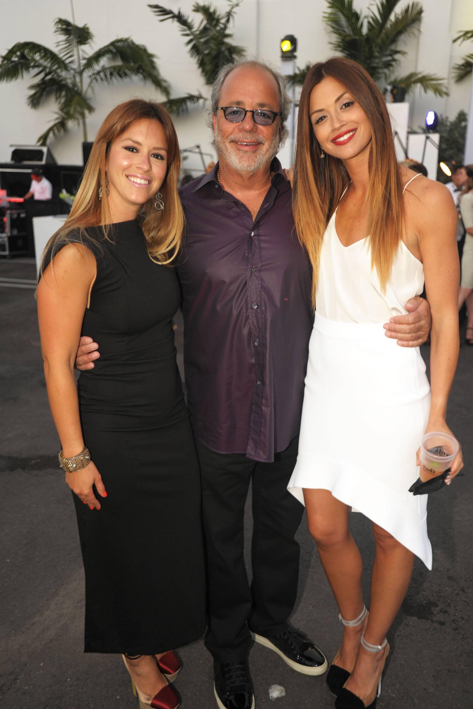 Jackie Garcia-Haley, Rene Garcia, Carolina Pirez1