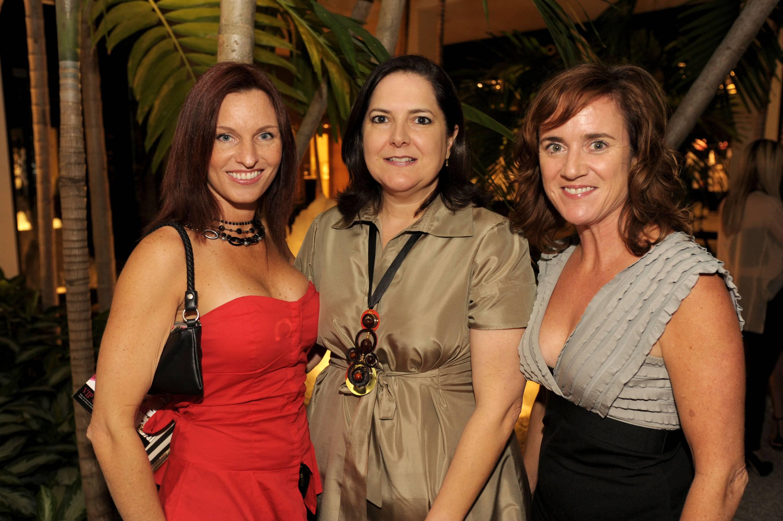 Jay Jiggins, Silvia Cubina, Megan Riley