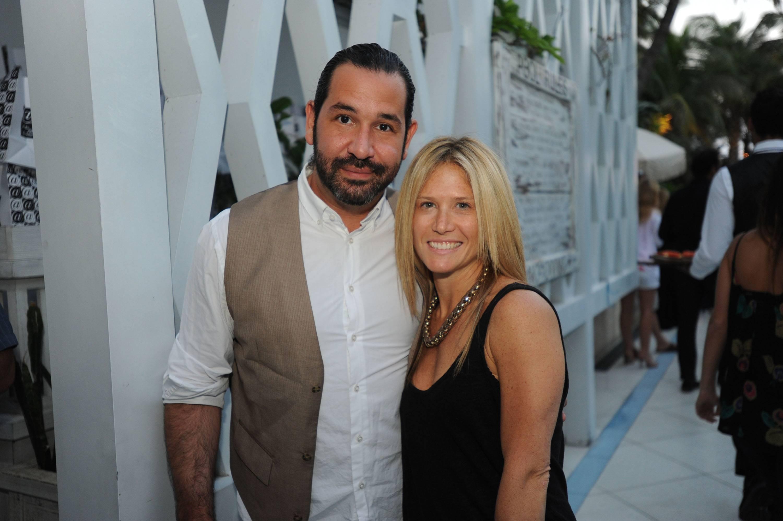 Josh Wagner & melissa Katz