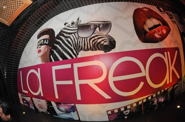 La Freak Fridays LAVO