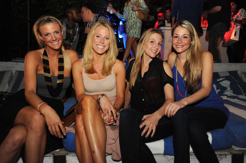 Lindsay Pumpa, Kate Thomas, Katie MIlls, & Jenn Sobel