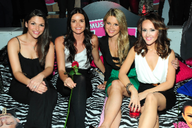 Deanna Pappas Courtney  Robertson Ali Fedotowsky Ashley Hebert