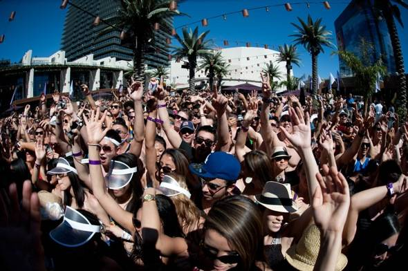 Marquee Dayclub Season 2 Grand Opening