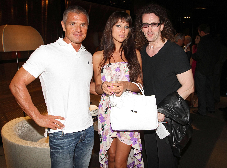 Massimo Brambati, Daria Oliynik and Amtomy Rosi