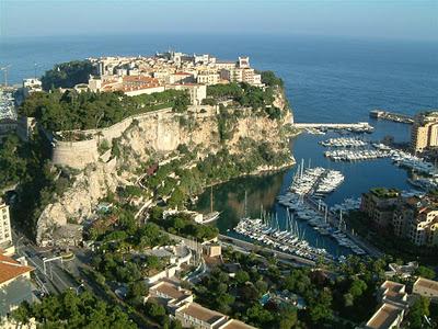 (Monaco) – Travelling to Monaco 1