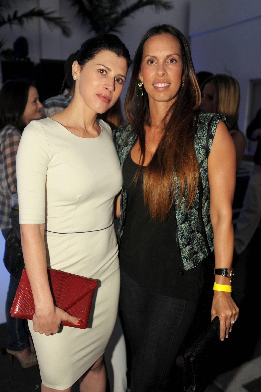 Nicole Corona & Marilyn Sanchez