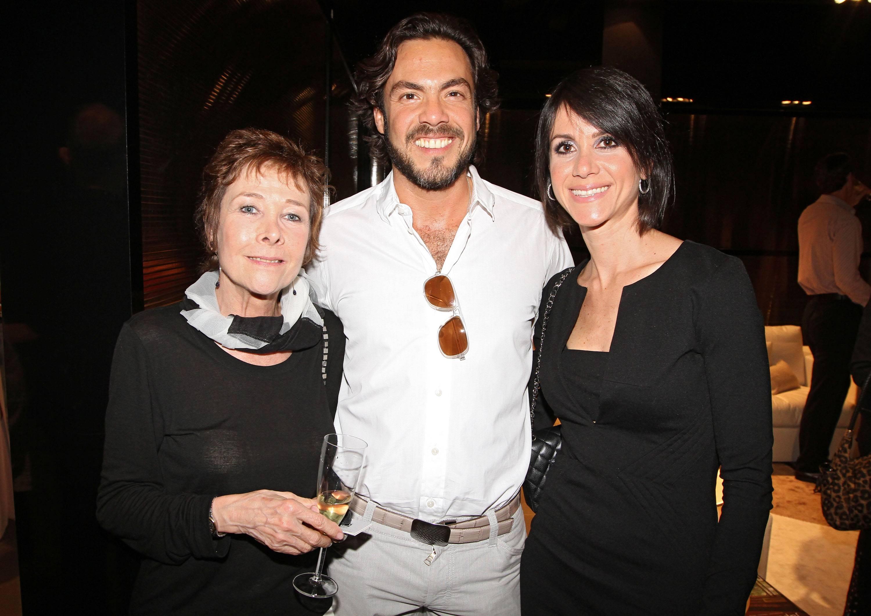 Patricia Borton, Ernesto Marthies and Melissa Hammer