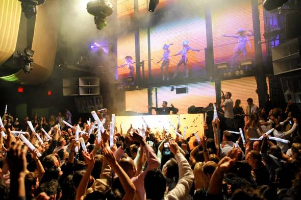 Paul Oakenfold at Marquee