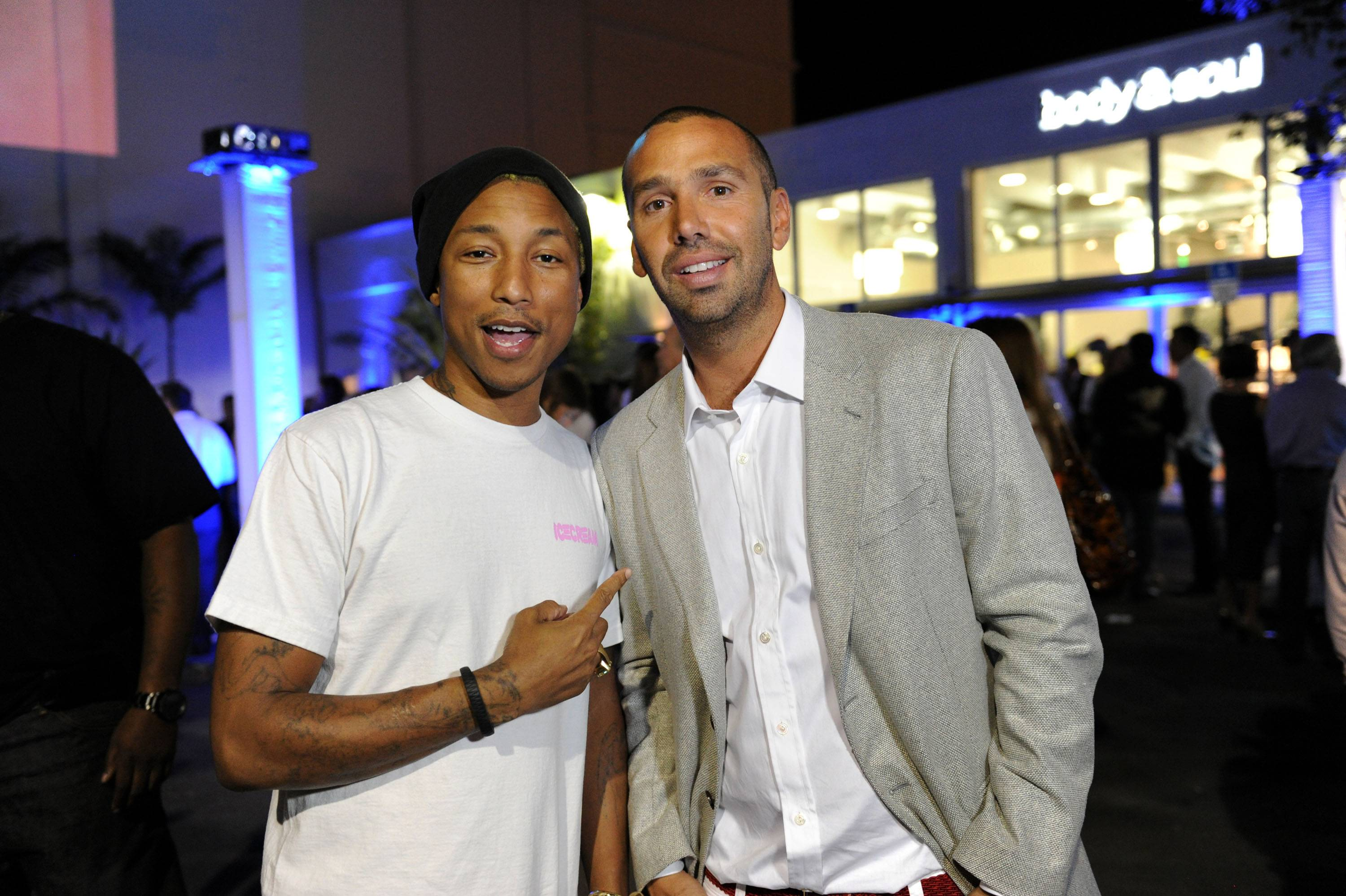 Pharrell Williams & Alex Pirez