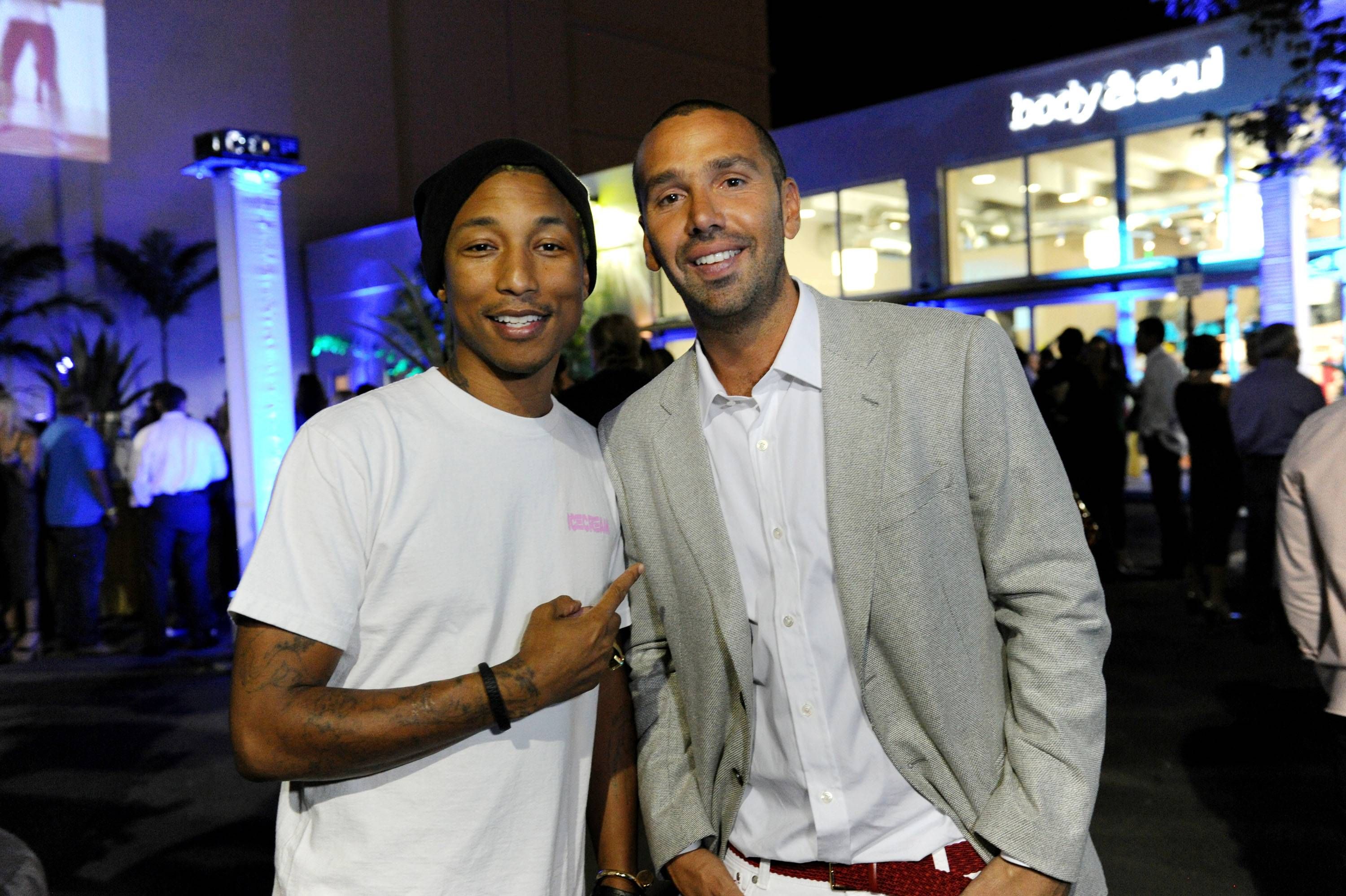 Pharrell Williams & Alex Pirez3