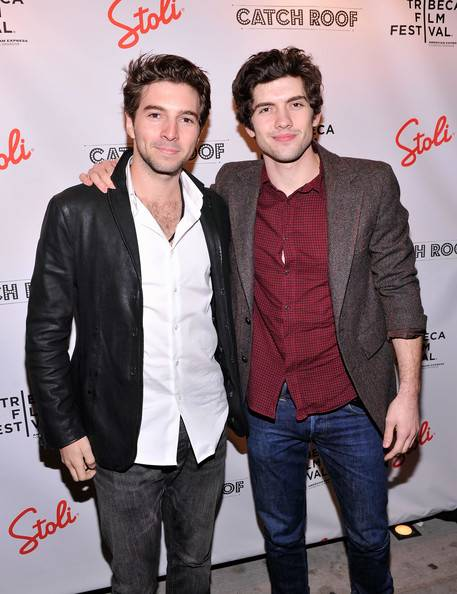 Roberto Aguire and Carter Jenkins