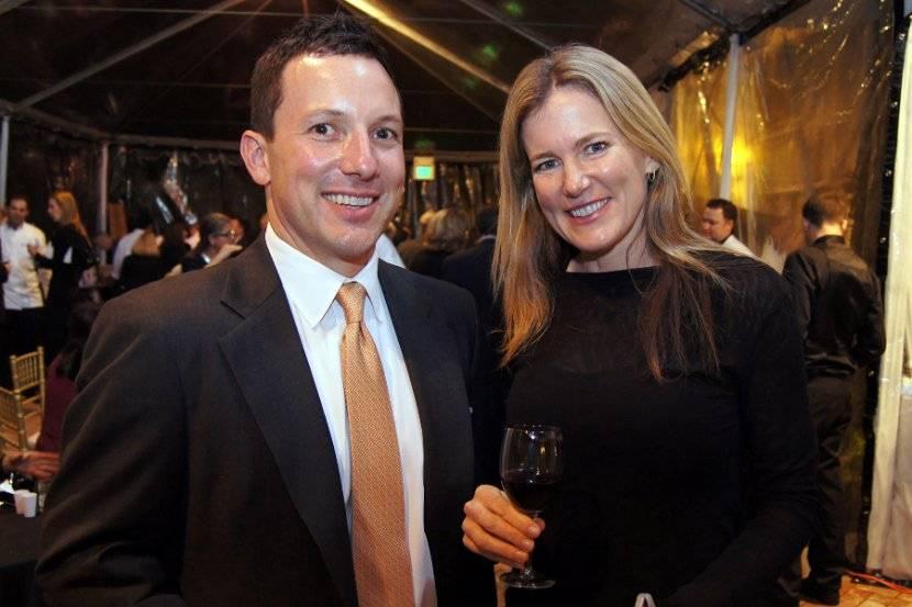 Roy Gilbert and Katharine Kearnan