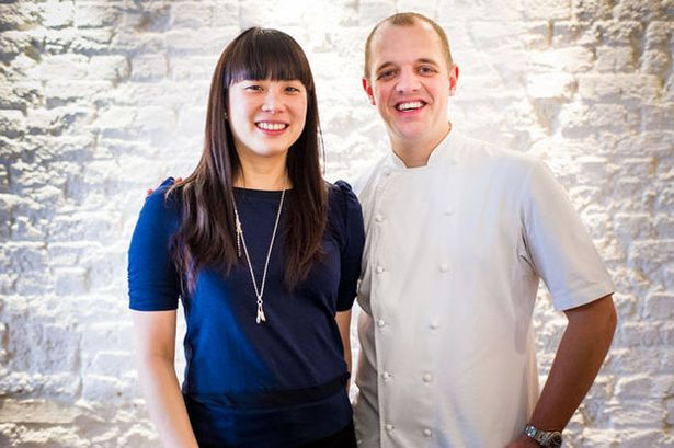 Sandia+Chang+and+James+Knappett+plan+to+open+their+own+London+restaurant