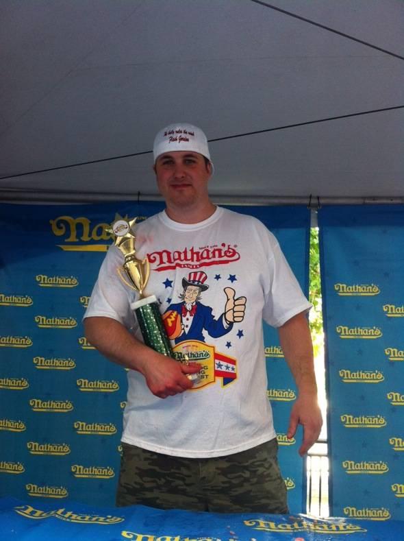 Sean Flash Gordon - Male Winner - 4.28.12