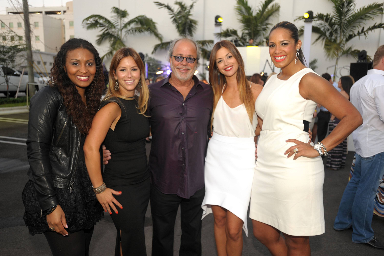 Talia Boone, Jackie Garcia-Haley, Rene Garcia, Carolina Pirez, Trish Arrington