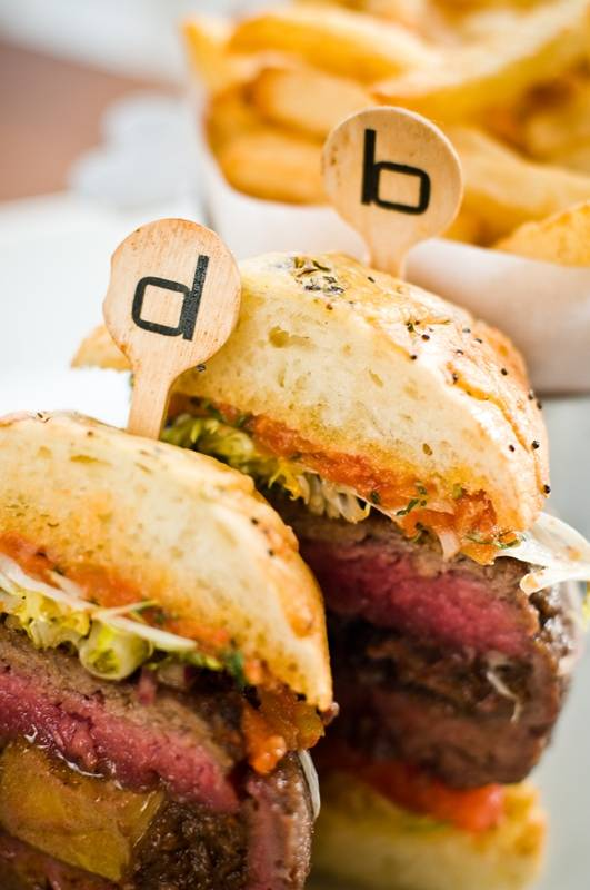 The DB Burger by E. Kheraj – For email