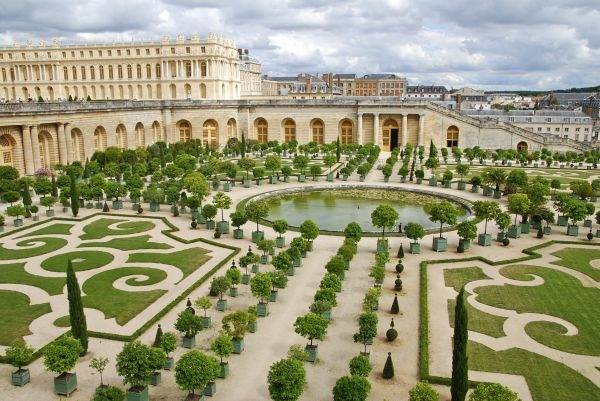 Versailles-palace-Orangerie