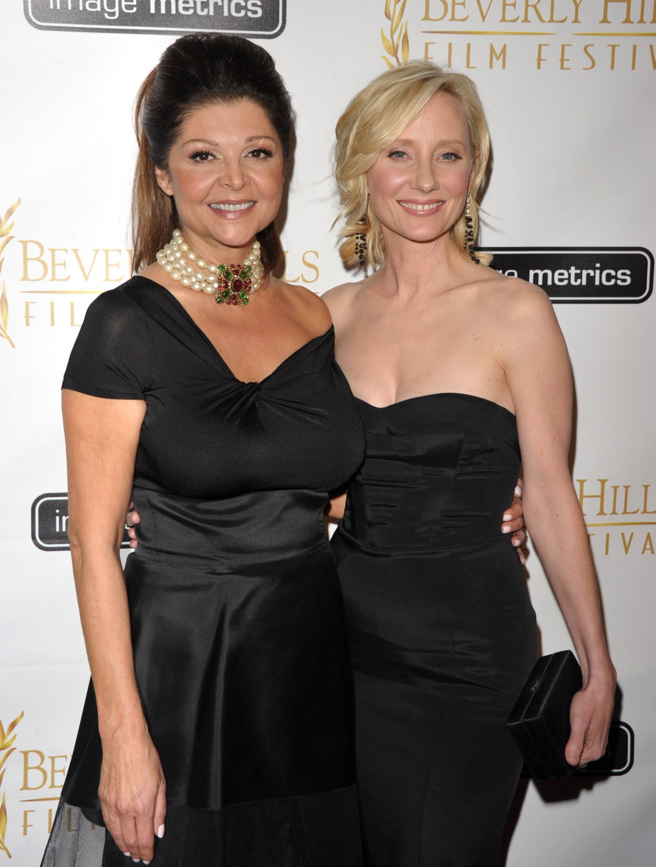 Sonia Nassery Cole; Anne Heche,